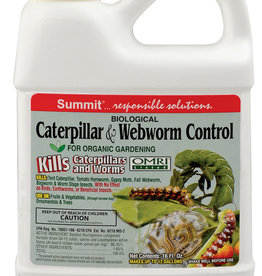 Summit Caterpillar and Sod Webworm Spray BT. 16 OZ