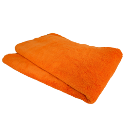 Chemical Guys Premium Car Drying Microfiber Towel, Orange 25'' X 36''