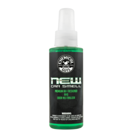Chemical Guys New Car Smell Premium Air Fragrance & Freshener (4 oz)