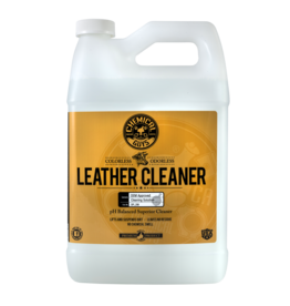 Chemical Guys Leather Cleaner OEM Approved Colorless + Odorless Leather Cleaner (1 Gal)