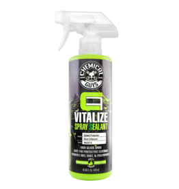 Chemical Guys Carbon Flex Vitalize Spray Sealant (16oz)