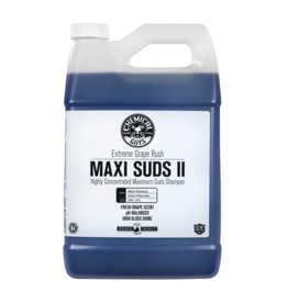 Chemical Guys Maxi-Suds II: Super Suds Shampoo- Grape Fusion- Superior Surface Shampoo (1 Gal)