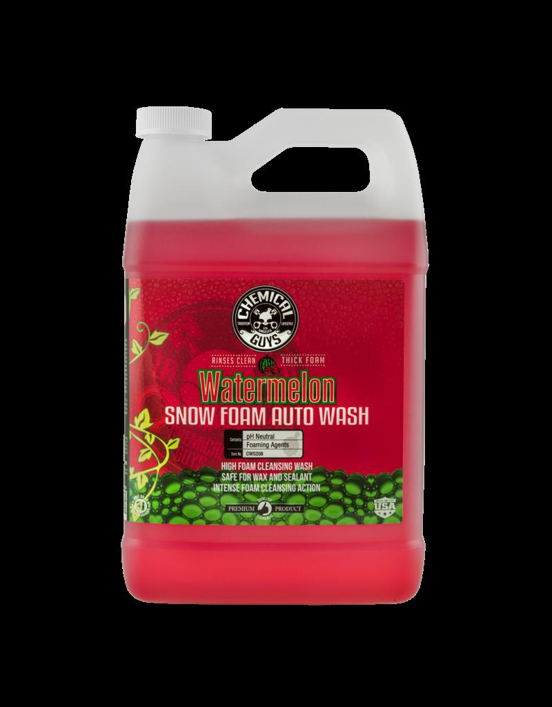 Chemical Guys Watermelon Snow Foam Premium Auto Wash, Limited Edition (1 Gal)