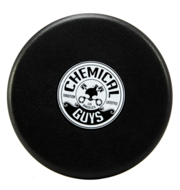 Chemical Guys Chemical Guys-Bucket Lid Cap. Black With White Printed Logo (1 Unit)