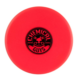 Chemical Guys Chemical Guys Bucket Lid Cap. Red With Black Printed Logo