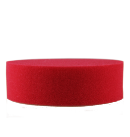 Chemical Guys Foam Applicator: Red Foam Premium Applicator Die Cut 4 Inch X 1.25 Wax/Sealant Applicator Pad(1 Unit)