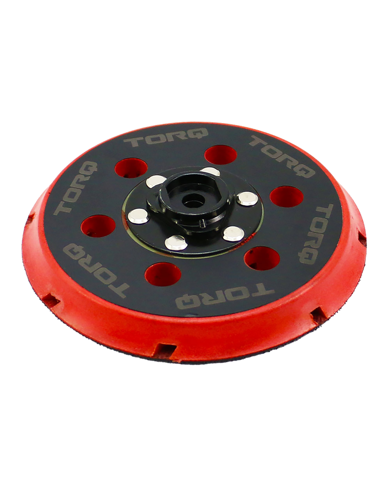 TORQ Tool Company 6'' Backing Plate for TORQ22D machine