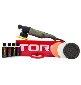 Chemical Guys BUF_501X - TORQ 10FX Polishing Kit (9 items)