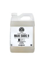 Chemical Guys Maxi-Suds II: Super Suds Shampoo- Strawberry Clear - Superior Surface Shampoo (64oz)