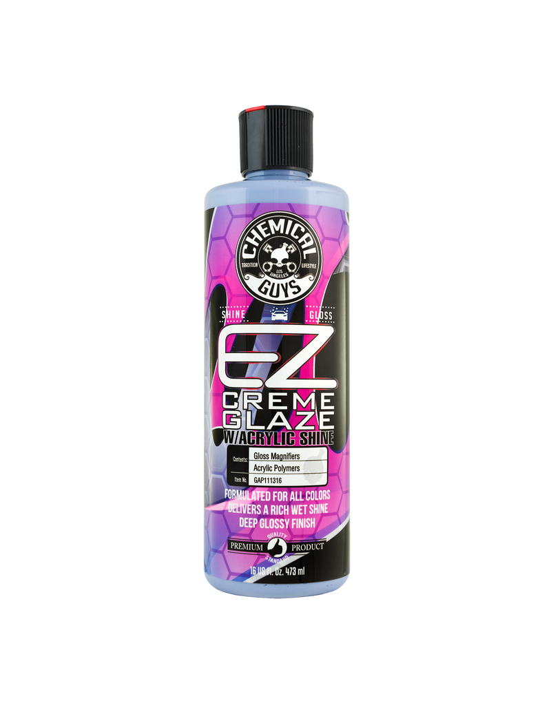 Chemical Guys EZ Creme Glaze (16 oz)