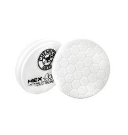 Hex-Logic 5.5'' Hex-Logic Pad - White Medium Light Polishing Pad (5.5''Inch