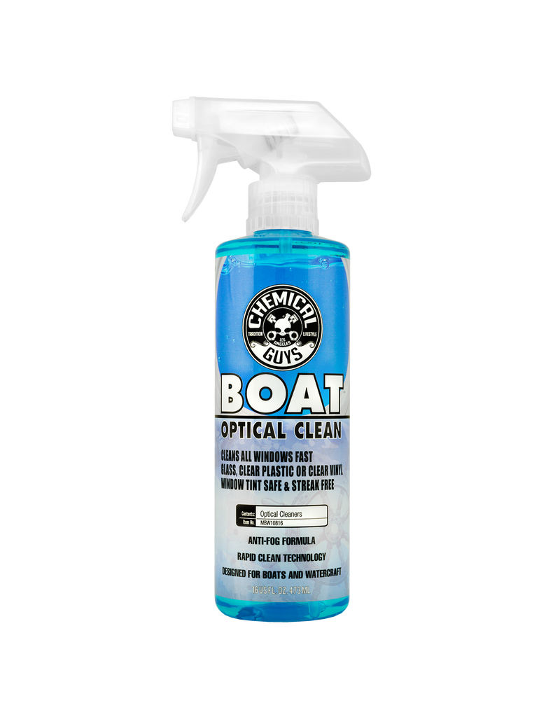Chemical Guys Boat Heavy Duty Glass Cleaner (16oz)