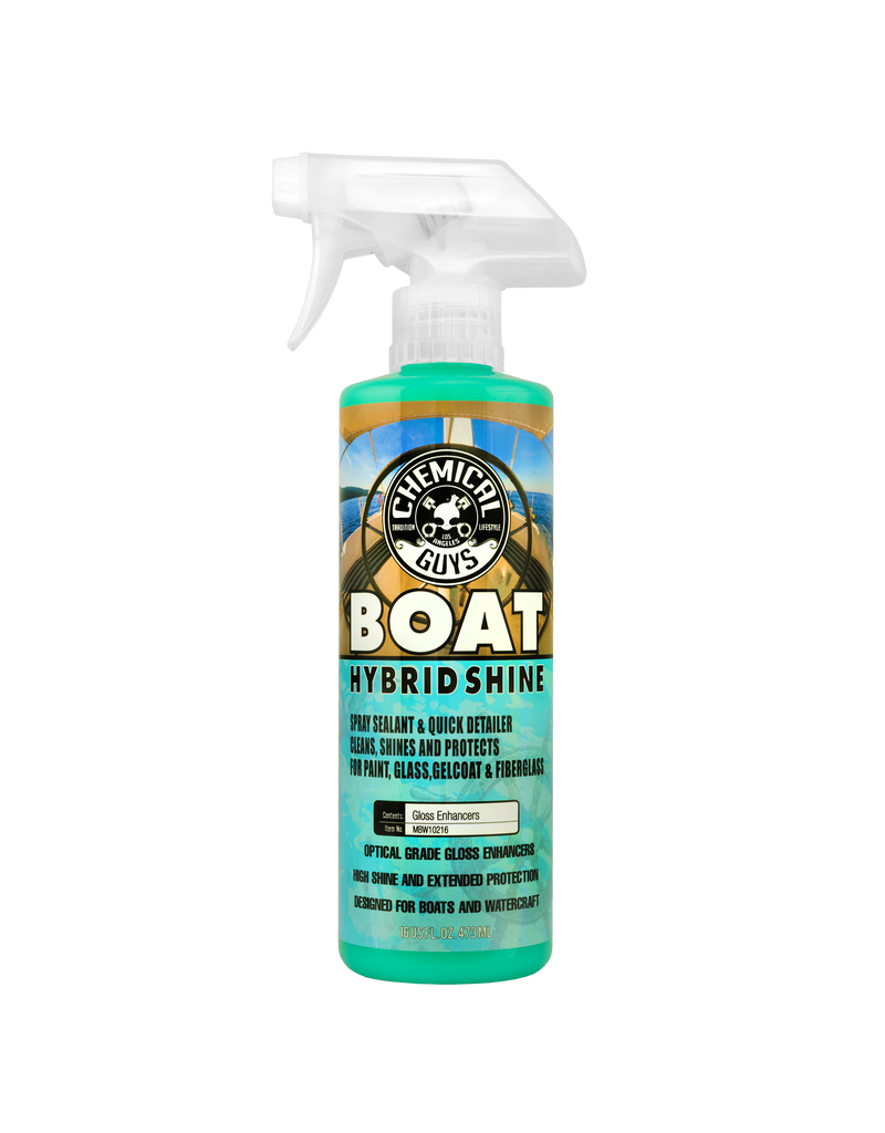 Chemical Guys Boat Hybrid Shine (16oz)