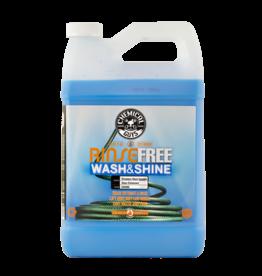 Chemical Guys Rinse Free EcoWash- The Hose Free Car Wash (128 oz - 1 Gal)