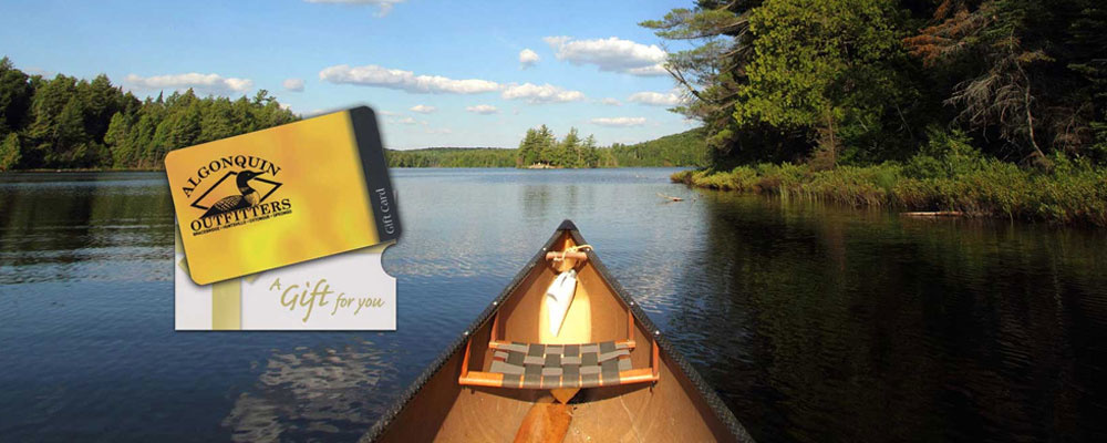 Algonquin Outfitters AO Gift Cards
