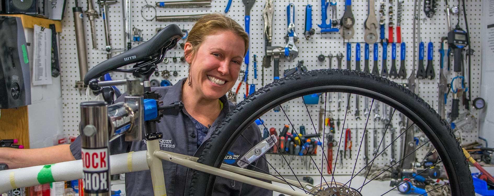 Bike Repairs and Tunes in Muskoka