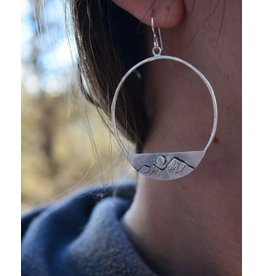 ALPENGLOW JEWELRY ALPENGLOW JEWELRY-SIGNATURE EARRING V