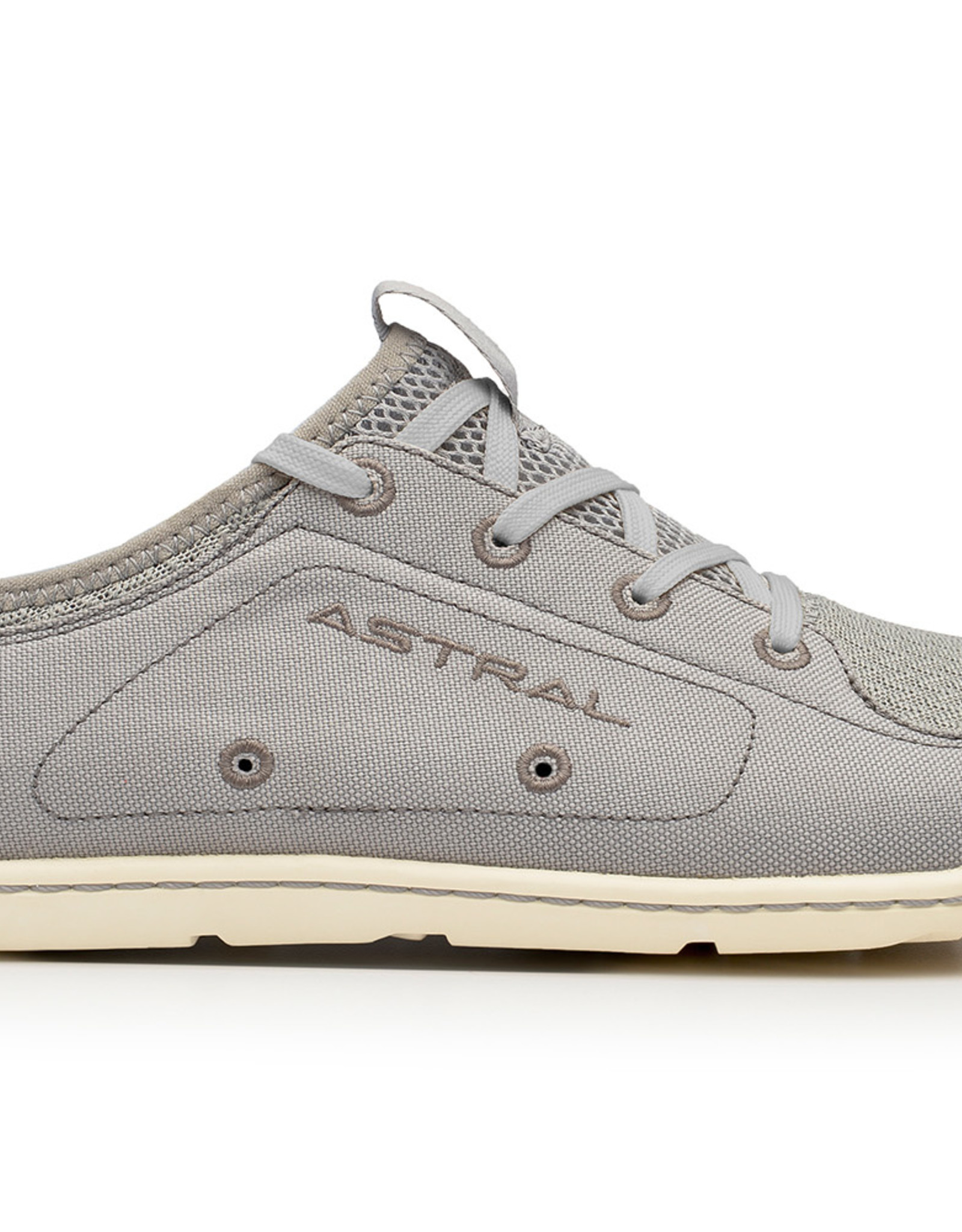 Astral WOMEN'S ASTRAL LOYAK WATER SHOE-GREY/WHITE