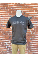 Outside IN MEN'S OUTSIDE IN LOGO FARM FRESH TEE-GUNPOWDER