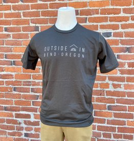 Outside In Mens Outside In Organic Cotton Tee