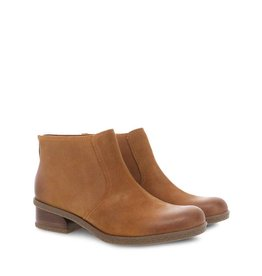 DANSKO DANSKO BECKI BOOT-TAN WATERPROOF SUEDE