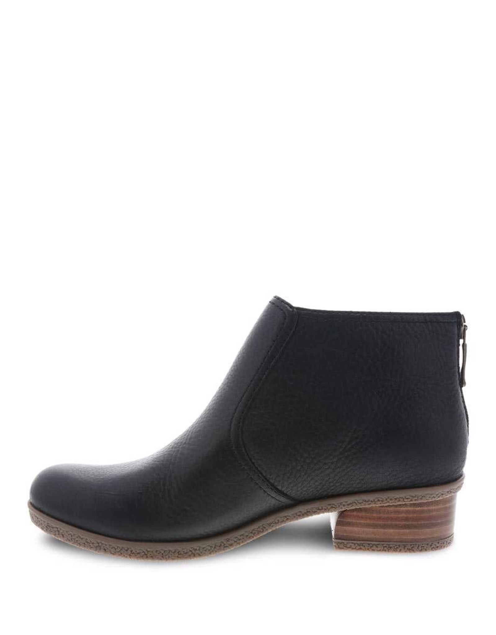 DANSKO DANSKO BECKI BOOT-BLACK WATERPROOF TUMBLED