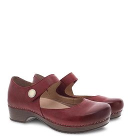 DANSKO DANSKO BEATRICE MARY JANE-RED
