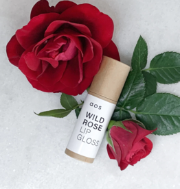 AOS AOS WILD ROSE LIP GLOSS