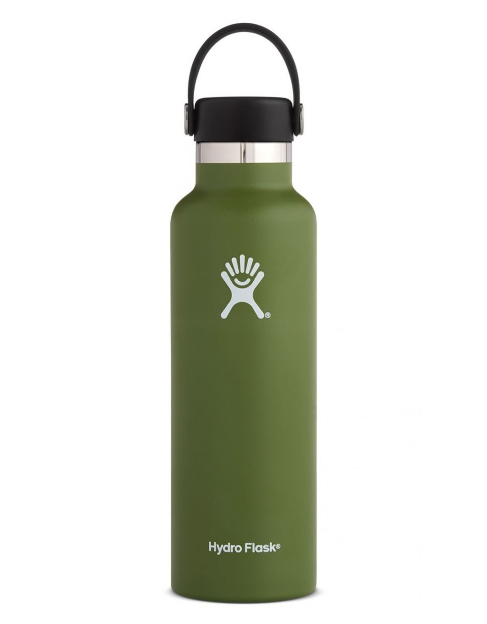 HYDRO FLASK HYDRO FLASK 21OZ STANDARD MOUTH BOTTLE-OLIVE