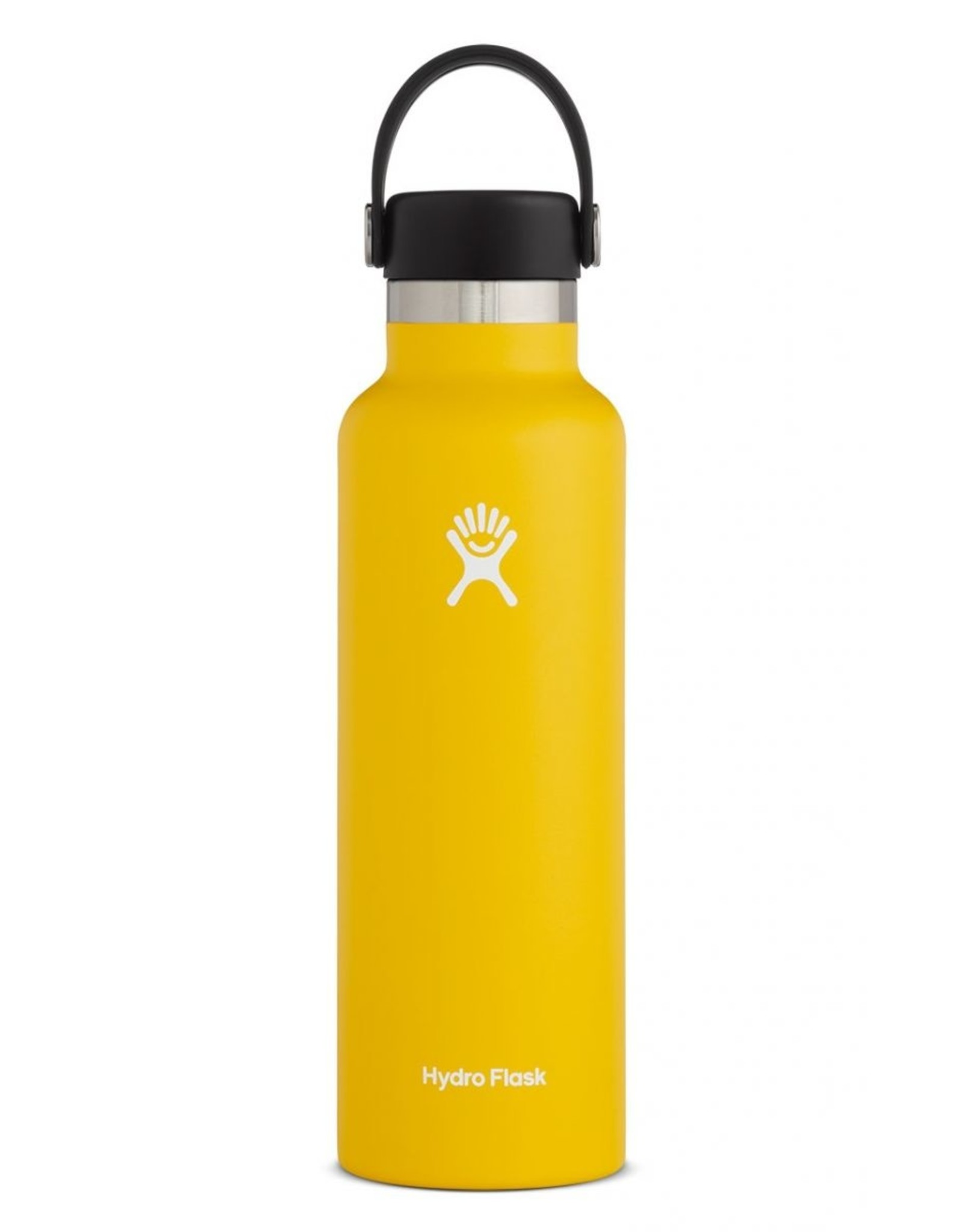 HYDRO FLASK HYDRO FLASK 21OZ STANDARD MOUTH BOTTLE-SUNFLOWER