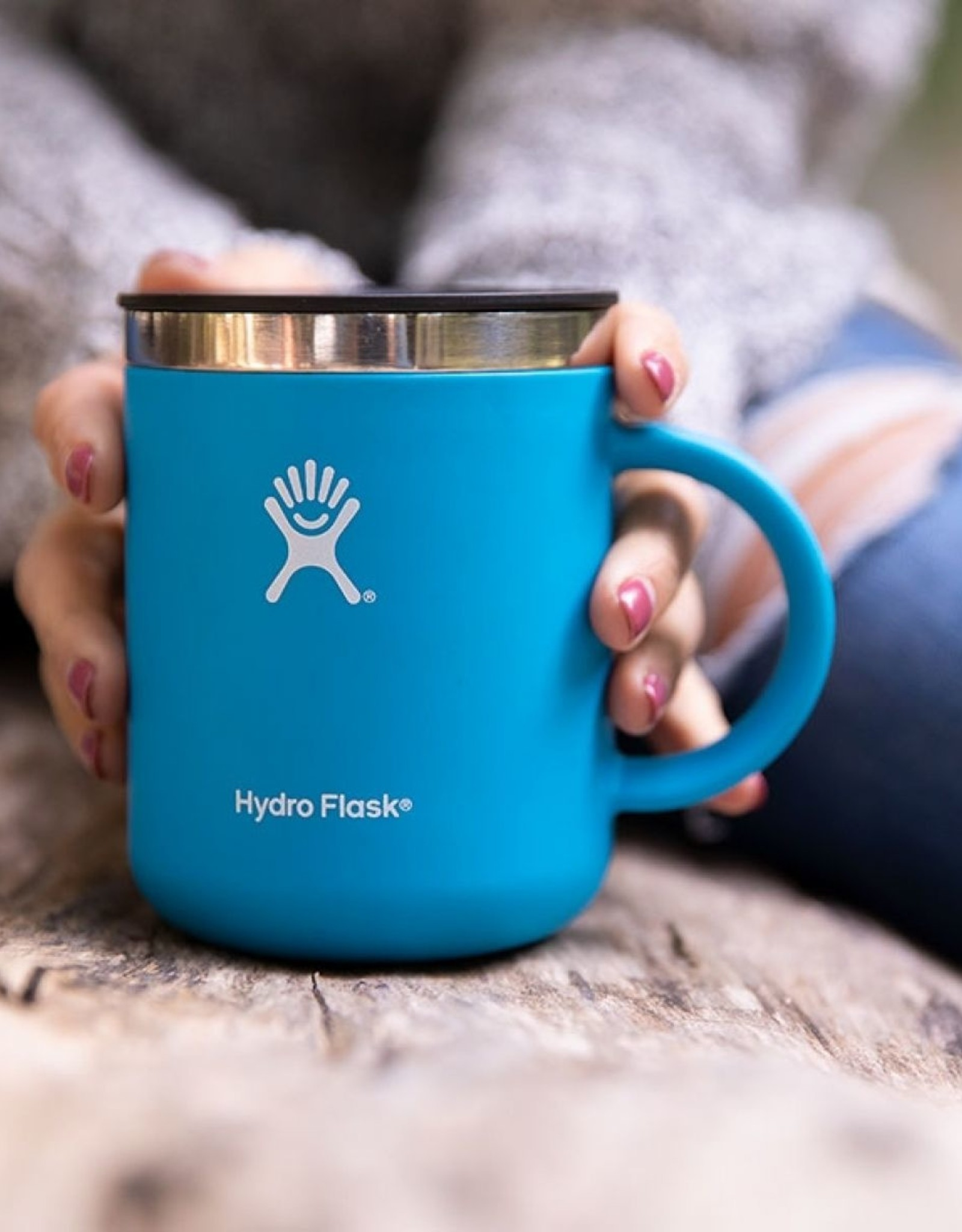 HYDRO FLASK HYDRO FLASK 12OZ COFFEE MUG-PACIFIC