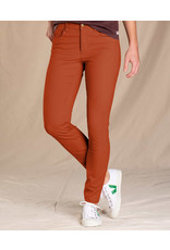 toad & co WOMEN'S TOAD & CO. EARTHWORKS 5 POCKET SKINNY-PICANTE