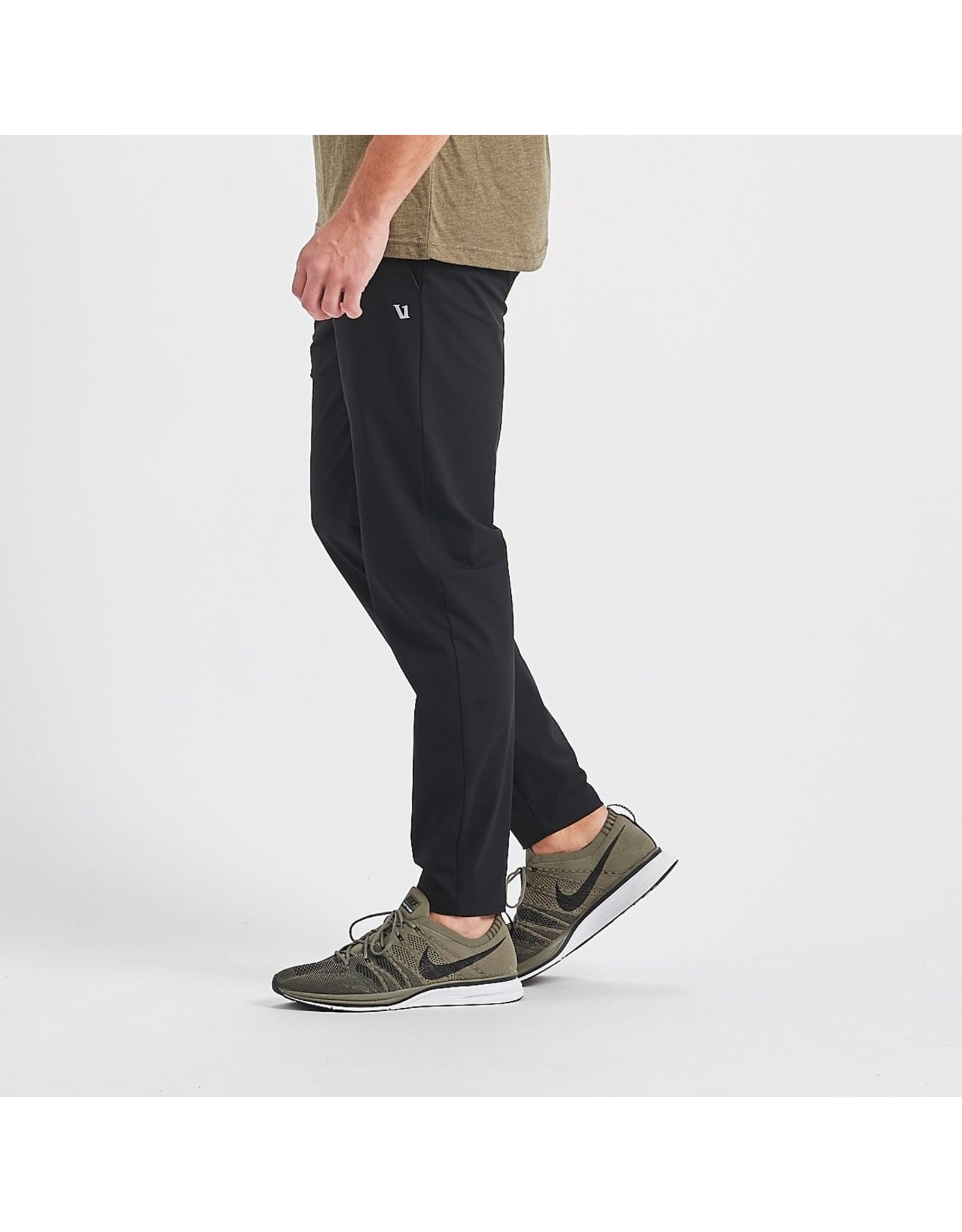 VUORI MEN'S VUORI FLEET PANT-BLACK