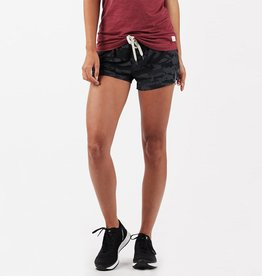 VUORI WOMEN'S VUORI CLEMENTINE SHORT-BLACK WATERCOLOR CAMO