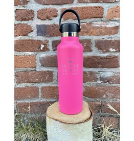 Outside IN OUTSIDE IN LOGO 21OZ HYDRO FLASK-FLAMINGO
