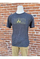 Outside IN MEN'S OUTSIDE IN PRANA COZY-UP TEE- CHARCOAL