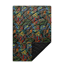 RUMPL RUMPL ORIGINAL PRINTED PUFFY BLANKET-PSYCHOTROPIC