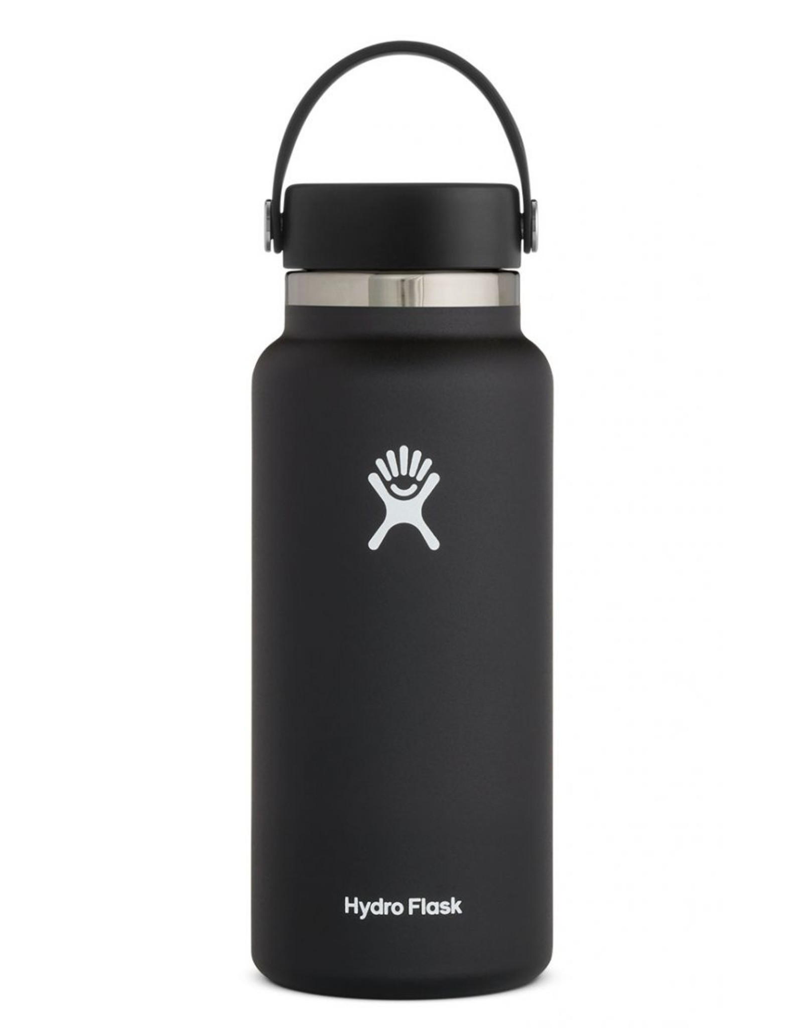 HYDRO FLASK HYDRO FLASK 32OZ WIDE MOUTH BOTTLE-BLACK