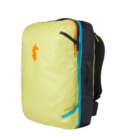 cotopaxi Cotopaxi 35L Allpa Travel Pack Key Lime