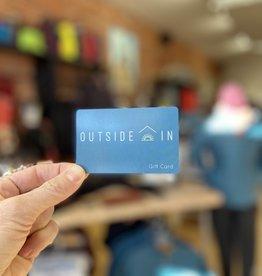 Outside In $50 Outside In Gift Card