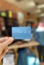 Outside In $400 Outside In Gift Card
