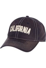 CA Vintage Navy Felt