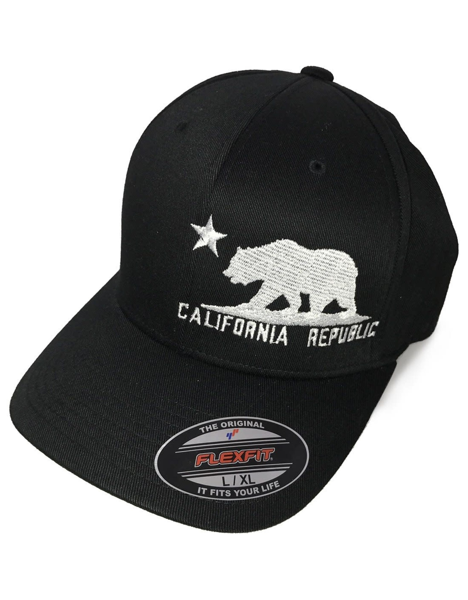 Cap-Black Ca. Rep. L/XL