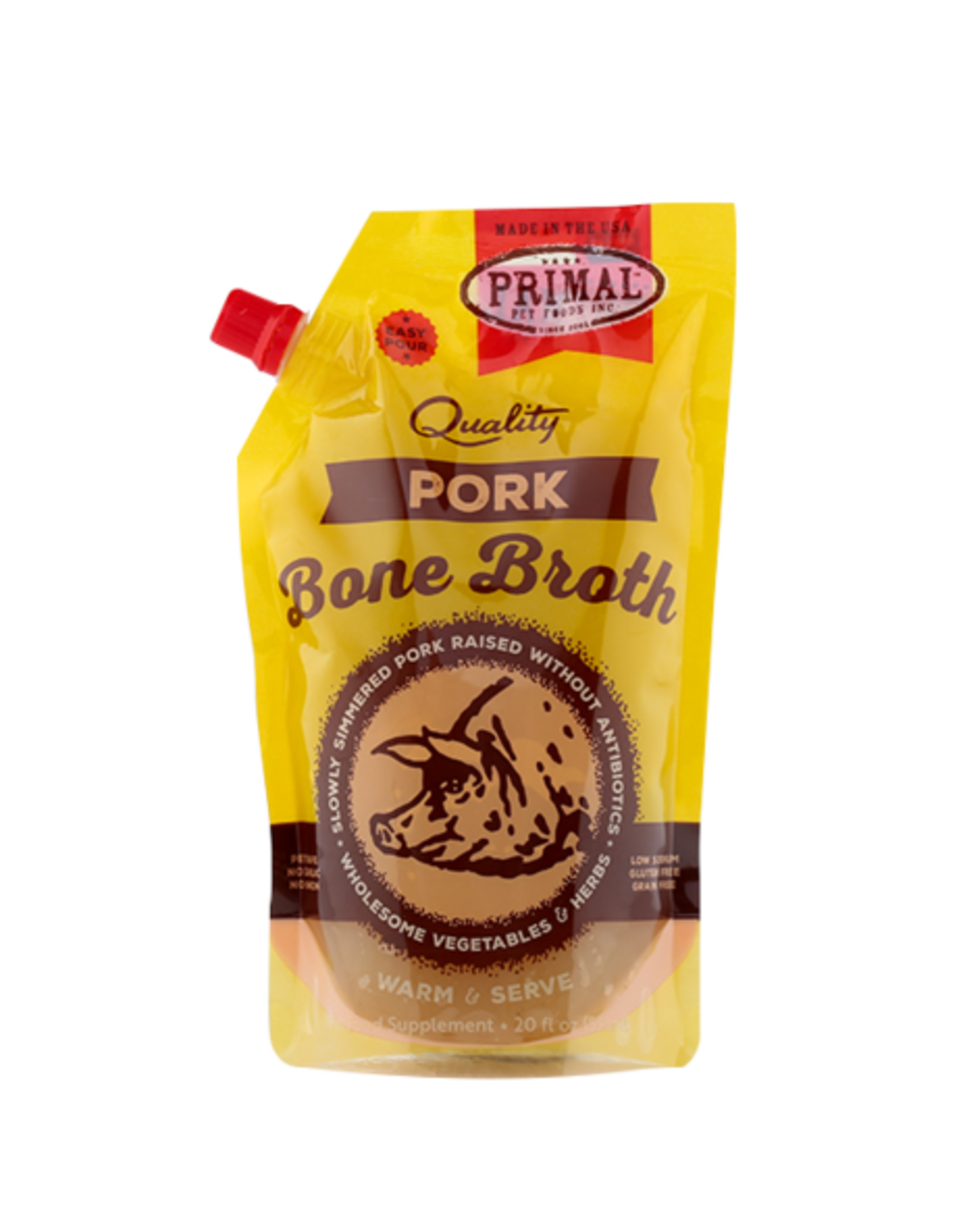 Primal Primal Frozen Bone Broth