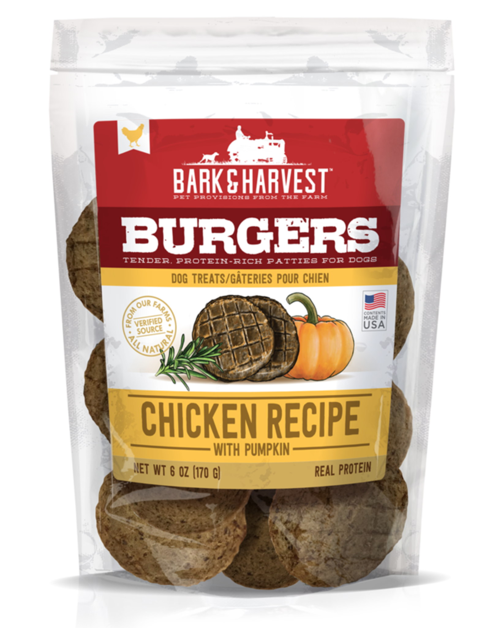 Superrior Farms Bark and Harvest Dog Treats