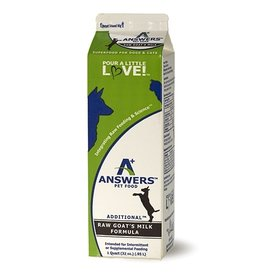 Answers Answers Frozen Goat's Milk