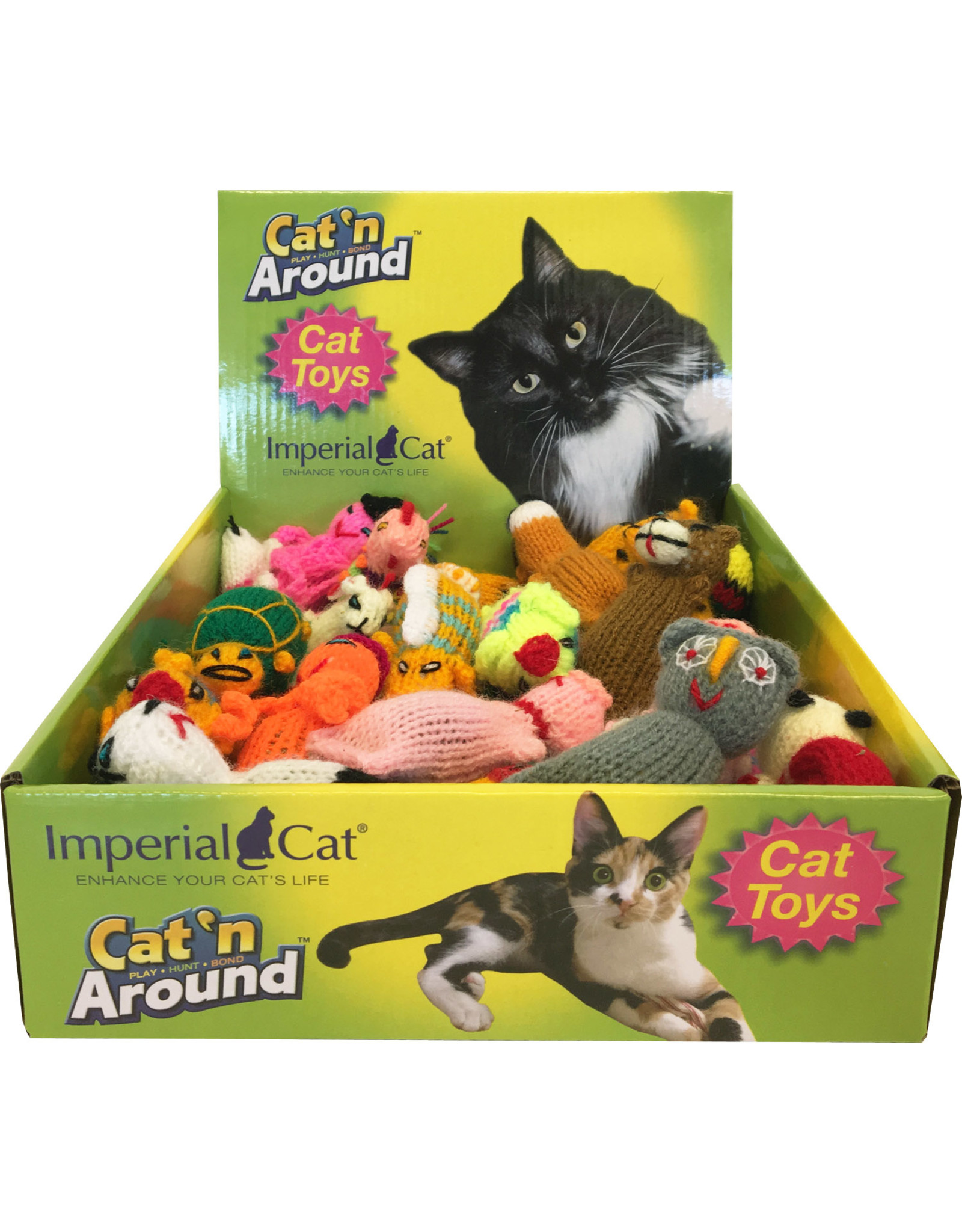 Imperial Cat Imperial Cat Catnip Critters