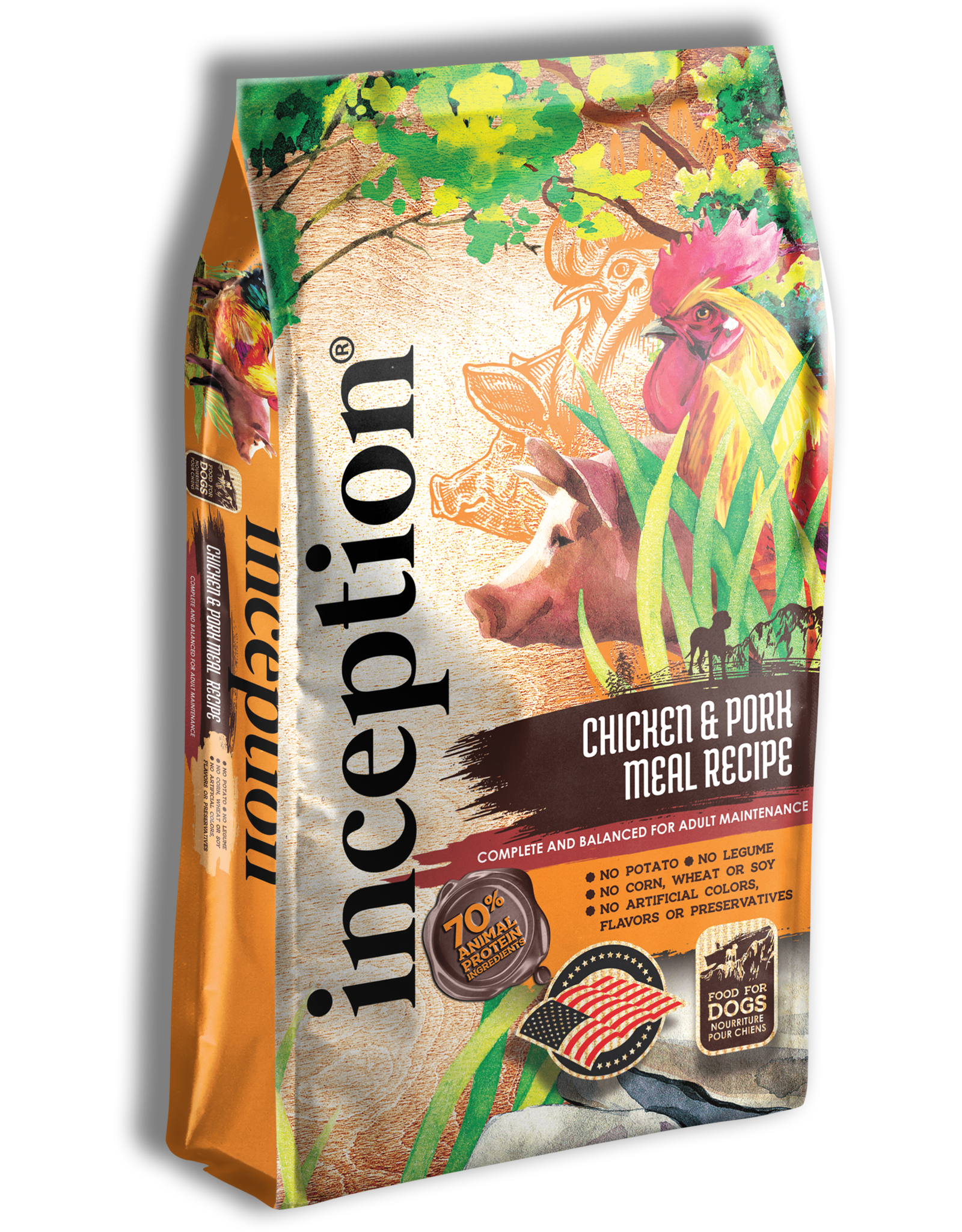 Inception Inception Dog Food