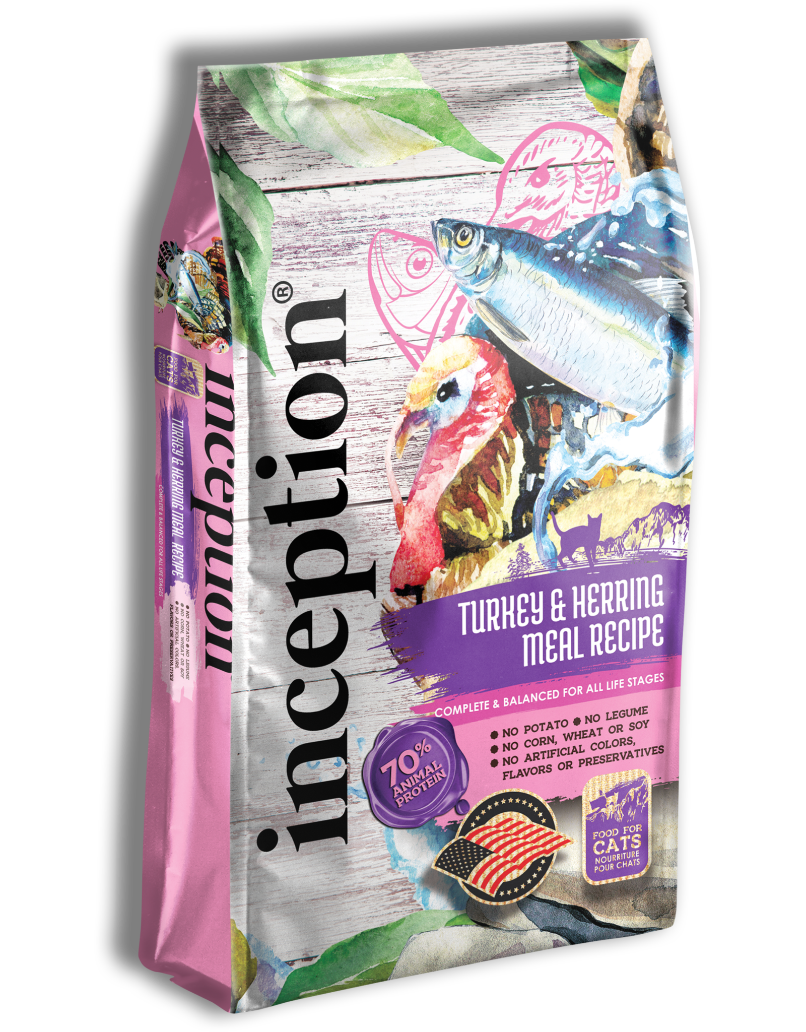 Inception Inception Cat Food