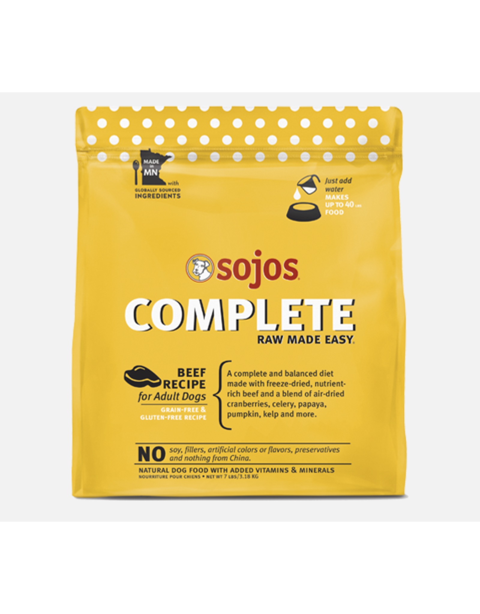 Sojos Sojos Complete Dog Food